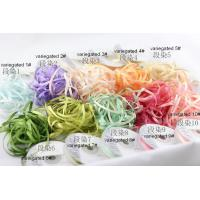 Buy cheap 100% pure silk embroidery ribbon from wholesalers