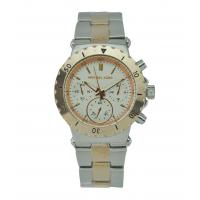 Buy cheap Stainless Steel Analog Quartz Watch 1 ATM Unisex Wirstwatch With Number In The Bezel from wholesalers
