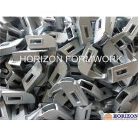 Buy cheap Ductile Casting Frame Formwork Clamp for steel frame panel systems galvanized finishing from wholesalers