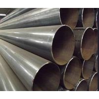 Buy cheap API 5L Grade B linepipe ERW steel pipe used for oil/gas black and galvanized from wholesalers