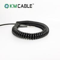 Buy cheap DC Power 6mm Armoured Cable , Male Female Connectors Plug Trailer Cable Wire from wholesalers