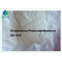 Buy cheap High Purity Raw Steroid Hormone Powder Drostanolone Propionate Masteron 521-12-0 from wholesalers