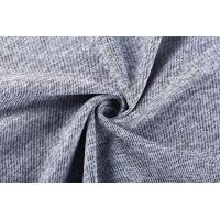 Buy cheap Brushed Polyester Twill Fabric 250 Gsm Microfiber High Intensity For Sports Shirt from wholesalers