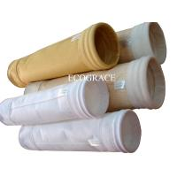 China Good quality Waste Incinerator Plant Staple Fibre PPS Filter Bag For Air Dust Collector D 160 * L 6000 on sale