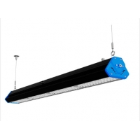 Buy cheap 6063 Aluminum 150W IP65 LED Linear Low Bay Light 150LPW from wholesalers