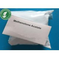 Buy cheap Muscle Growth Steroid Raw Powder Methenolone Acetate CAS 434-05-9 from wholesalers