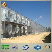 Buy cheap poultry farm of steel structure from wholesalers
