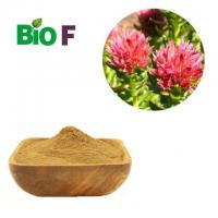 Buy cheap Anti - Aging Organic Herbal Powders Brown Rhodiola Rosea Extract 10% Salidroside from wholesalers