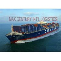 Buy cheap Cargo Logistics Asia Freight Solutions Sea Freight Shipping From China To India Sea from wholesalers