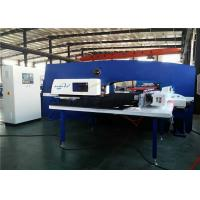 Buy cheap CNC Mechanical Turret Punching Machine 28 Station Energy Conservation from wholesalers
