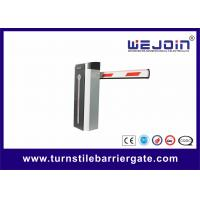 Buy cheap Stainless Steel Automatic Parking Barrier with LED Light Boom For Office Building from wholesalers