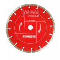 Buy cheap 9Sintered Diamond Saw Blades For Concrete Saw Blade 2.2mm Segment Thickness from wholesalers