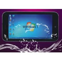 Buy cheap 10inch Capacitive Touch screen Tablet PC  CPU N455 1.66GHz windows 7 OS R116 from wholesalers
