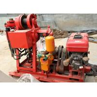 Buy cheap Heavy Duty Soil Boring Machine , Geotechnical Drilling Equipment from wholesalers