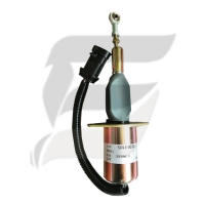 Buy cheap 3939019 SA-4889-24 24V Hyundai R335LC-7  Cummins Stop Solenoid product