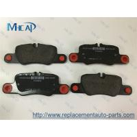 Buy cheap Car Front Brake Pads / Rear Brake Pad Replacement For Porsche 911 Panamera from wholesalers