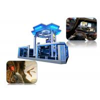 Buy cheap 5 Different Game Virtual Reality Theme Park 360 Degree Rotating For 5 Players product