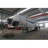 Buy cheap TITAN Heavy duty 3 axle 50cbm cement bulker carrier trailer for Sultan from wholesalers