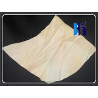 Buy cheap 1.50sqft Fish Oil Tanned Sheep Skin Genuine Chamois Leather Car Washing from wholesalers