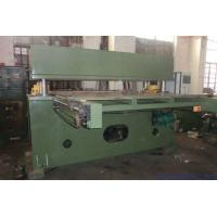Buy cheap Shoes / Leather / Foam Hydraulic Die Cutting Machine Automatic Feeding Mode from wholesalers