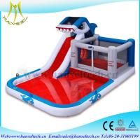 Buy cheap Hansel 2017 hot selling PVC outdoor  play area inflatable promotional items from wholesalers
