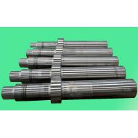 Buy cheap ISO 9001 2008 Precision Machining Forged Steel Spiral Rod , Hardened Steel Shaft  UT test from wholesalers