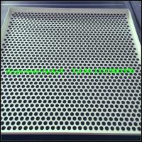 Buy cheap folded perforated metal ceilings from wholesalers