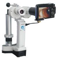 Buy cheap KJ5S3 Digital Portable Slit Lamp Rechargeable Hand held Slit Lamp Ophthalmic Microscope from wholesalers