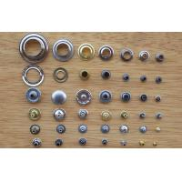 Buy cheap Plating Brass Custom Snap Buttons Garment Eyelet Hardware Accessories from wholesalers