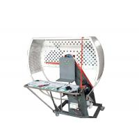 Buy cheap Corrugated Paper Box PE Tying Wrapping Machine Electric Driven Semi Auto Grade from wholesalers