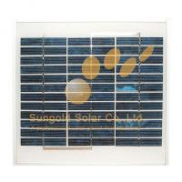 Buy cheap Poly Crystalline 25W 18V Solar Panel product