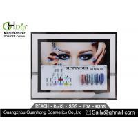 High Shine Luxurious Glitter Nail Art Designs Dip Powder Gel Nail Polish Crack Resistant