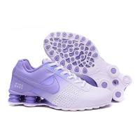 Buy cheap Nike Shox Deliver Shoes Light Blue Woman And Men's Sneakers from wholesalers