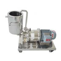 Buy cheap lab inline high shear mixer from wholesalers