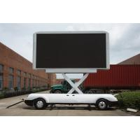 Buy cheap outdoor RGB full color mobile LED display billboard for stage,event,party from wholesalers