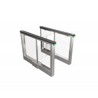Buy cheap Best Selling Full Automatic High Security Optical Swing Barrier Gate For Hotels from wholesalers