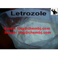Buy cheap Letrozole Female Natural Non Estrogenic Steroids Femara For Treating Breast Cancer from wholesalers