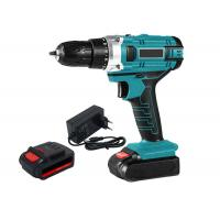 Buy cheap 2 Li - Ion Battery 12V Cordless Drill For Steel / Wood / Concrete Wireless Binding from wholesalers