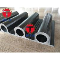 Buy cheap Omega Shaped Ss Seamless Pipe / Cold Drawn Seamless Tube For Pressure Machinery from wholesalers