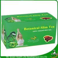 Buy cheap Botanical slimming Tea wholesale diet Weight Loss Tea supplier from wholesalers