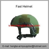 Buy cheap Wholesale Cheap China Fast Bulletproof UHMWPE Pasgt Mich Prection Helmet from wholesalers