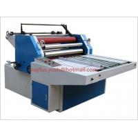 Buy cheap Water-Based Film Laminator, Water-Based Glue, Paper Sheet Laminating With Film Roll from wholesalers