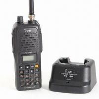 Buy cheap VHF Handheld Transceiver with 7W Output Power, Measures 54 x 139 x 36.7mm from wholesalers