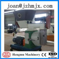 Buy cheap Large capacity 2t/h 160kw best ring die olive wood pellet machine from wholesalers