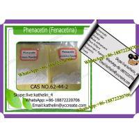 Buy cheap Analgesic-Antipyretic Phenacetin / Fenacetina For Fever Reducing CAS 62-44-2 product