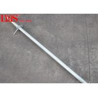 Building Steel Shoring Posts Lightweight Acrow Props For Concrete Slabs