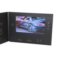 Buy cheap VIF Free Sample Limited promotional  lcd 7 inch HD Screen video brochure with  5 folder buttons and  Magnetic switch from wholesalers