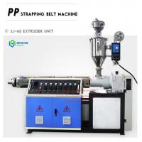Buy cheap Sinohs CE ISO SJ-65 PP Plastic Strapping Band Making Machine from wholesalers