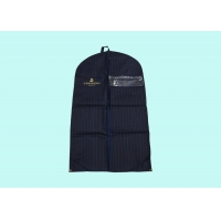 Buy cheap Durable Non Woven Fabric Garment Bag for Men's Suit Storage , Dustproof Non Woven Fabric Bags from wholesalers