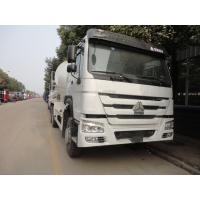 Buy cheap Factory sale best price SINO TRUK HOWO 6*4 12M3 cement mixer truck, HOT SALE! HOWO 12cubic meters truck mounted mixer from wholesalers